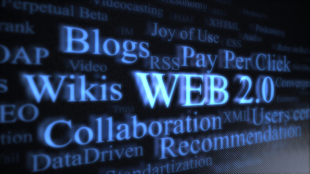 Web 2.0 and online advertising.